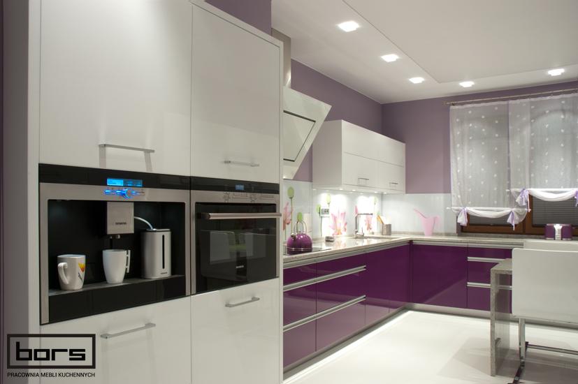 Dobór kolorów w kuchni