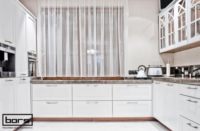 Kuchnia na biało