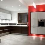 Światło w kuchni - aranżacja Regularność i Prawidłowość