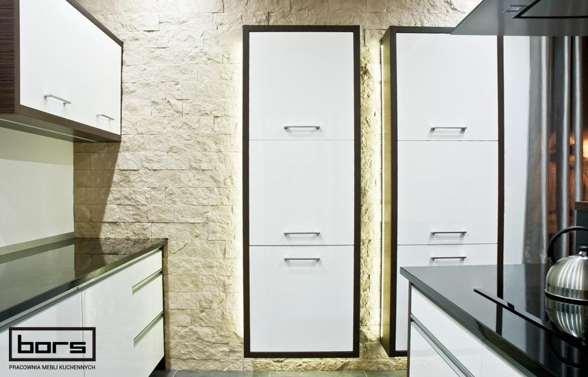 Aranżacja kuchni Totalna Symetria - Gliwice